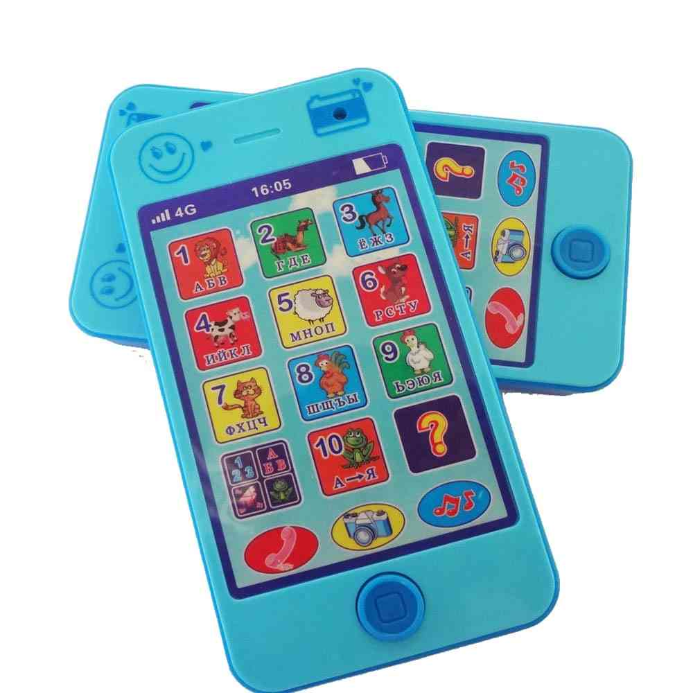 Kids Educational Musical Phone For