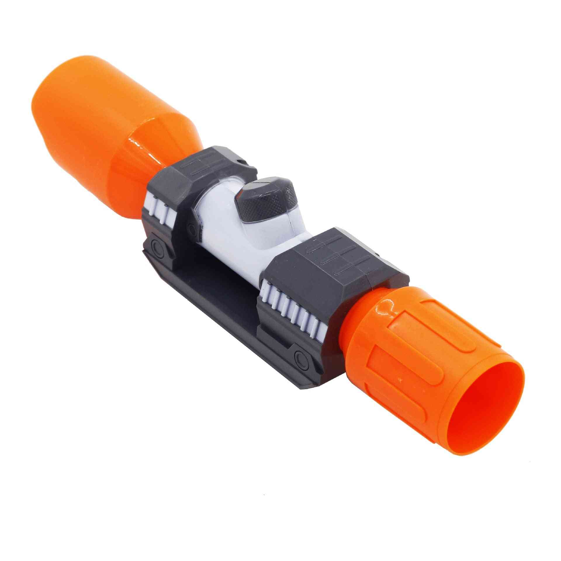 Soft Bullet Sight For Universal Compatible Modified Tube Sighting Device