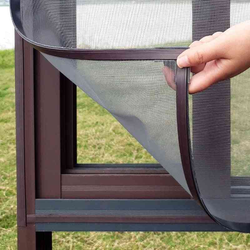 Washable Invisible Fly Mosquito Net ( Set 1)