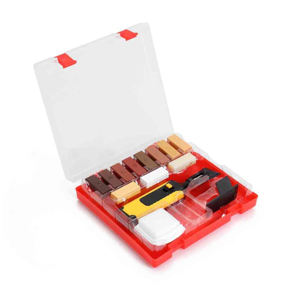 Laminate Flooring Repair Kit - Scratches Mending Tool