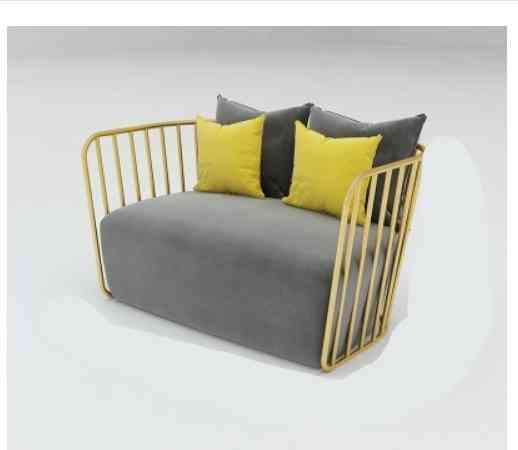 Store Sofa Shop With Simple And Modern
