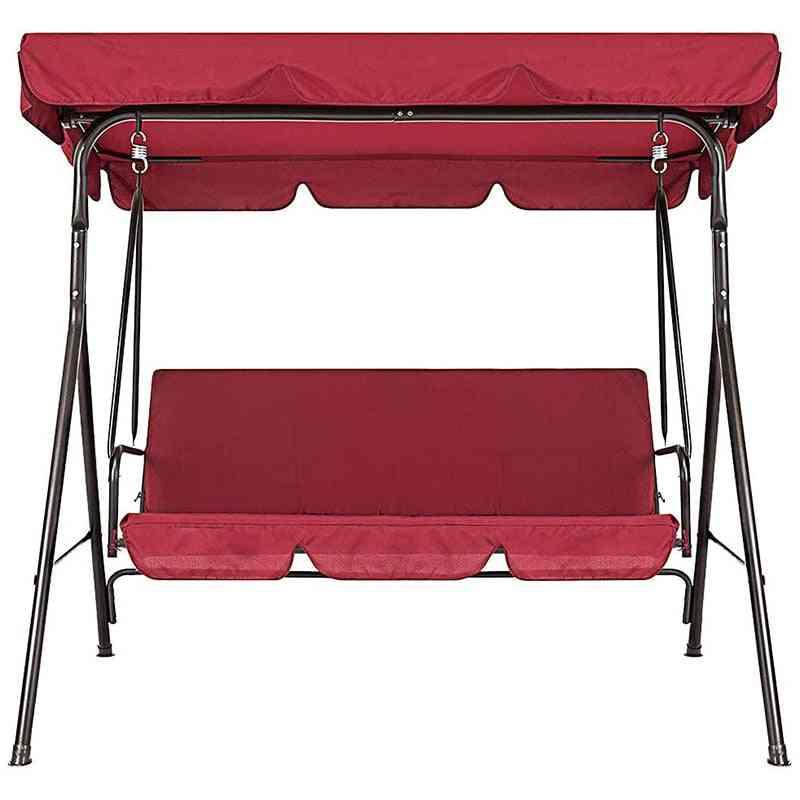 Swing Chair, Garden Dustproof Outdoor Cover