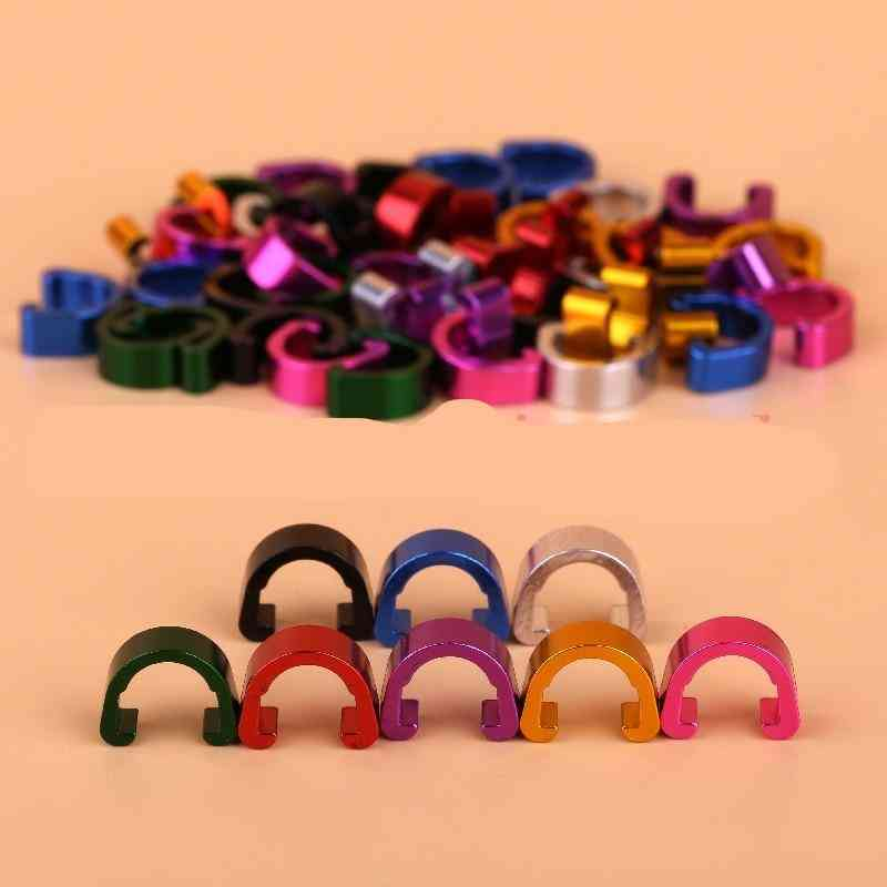 Brake Cable Housing Hose Shifter Guides Button Fixed Tubing Clips