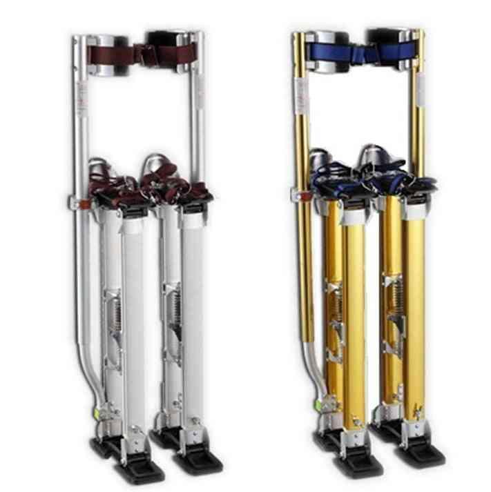 Adjustable Professional Aluminum Plastering Stilt Step Gypsum Board