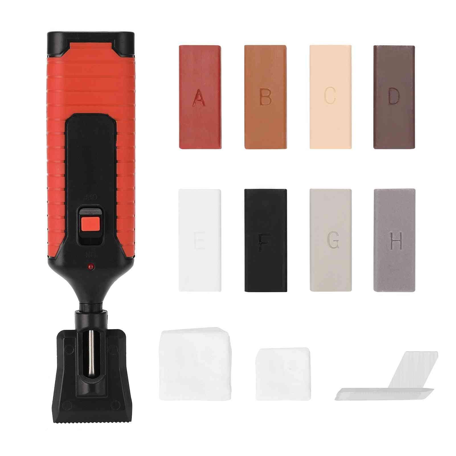 Ceramic Tile Repairing Tool Set Multifunction Diy Repairing Tool Set Household Home Tools Convenient Labor Saving Fill Tile (repairing Set)