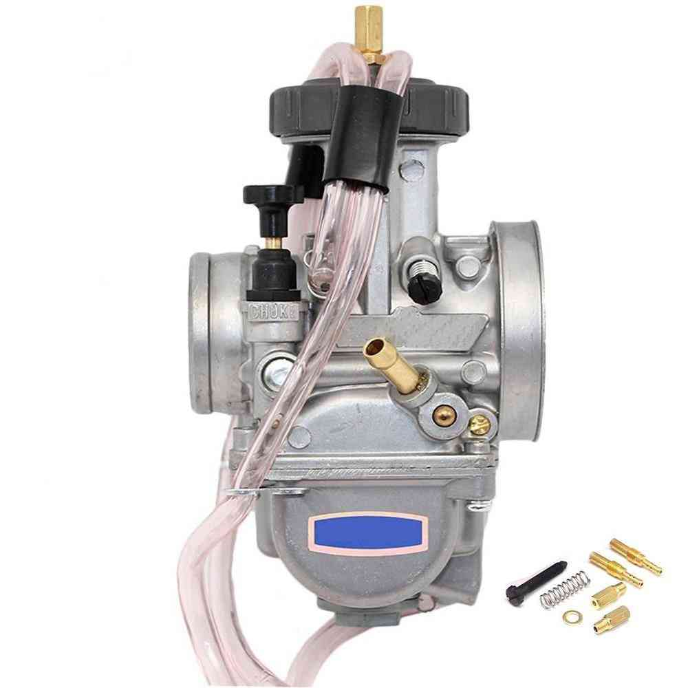 Motorcycle Pwk Carburetor, Racing Parts Scooters, Atv With Power Jet