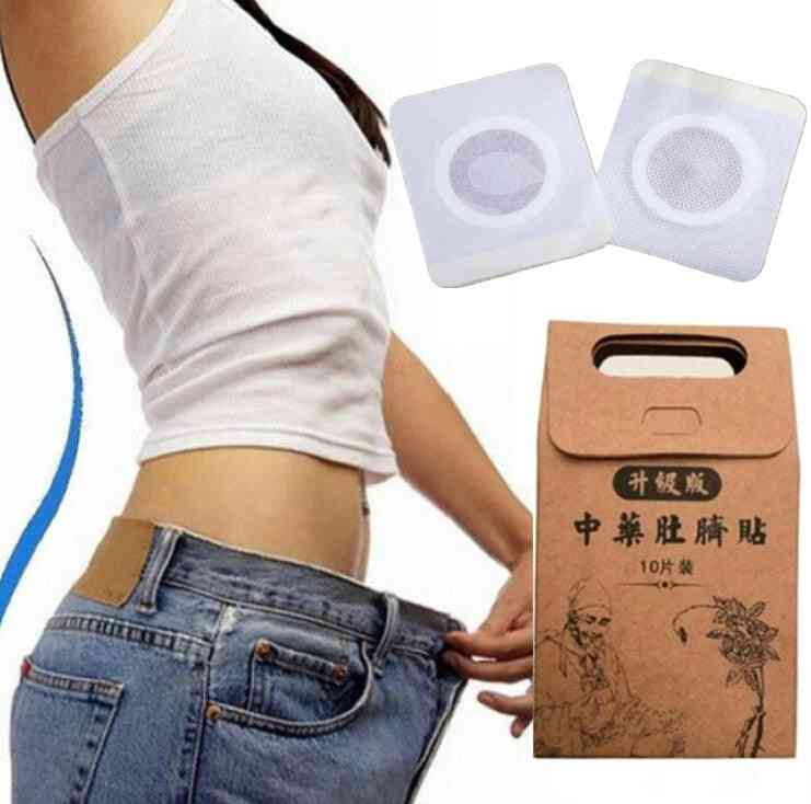 Hot Burning Fat Sticker, Slimming Diets Weight Loss 10x Strongest Slim Patch Pads