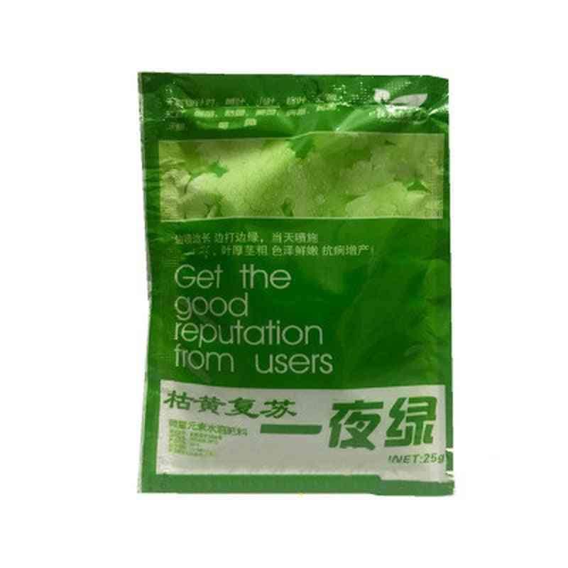 Green Trace Element Water-soluble Fertilizer