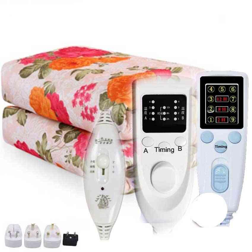 Warm Electric Blanket Heater Manta Electrical