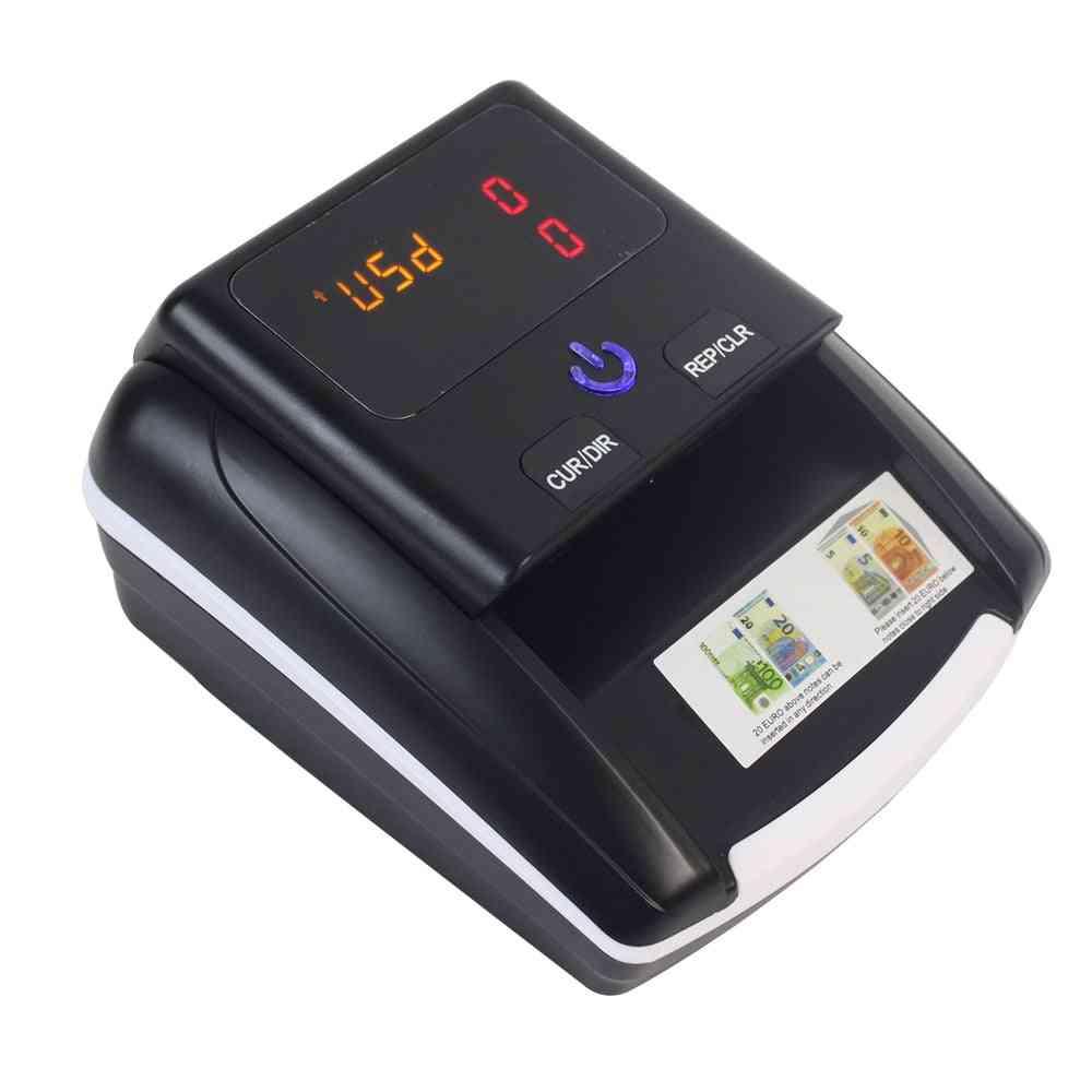 Iqd Money Detector Russia Banknote Checker Usd/eur Fake Money Detector