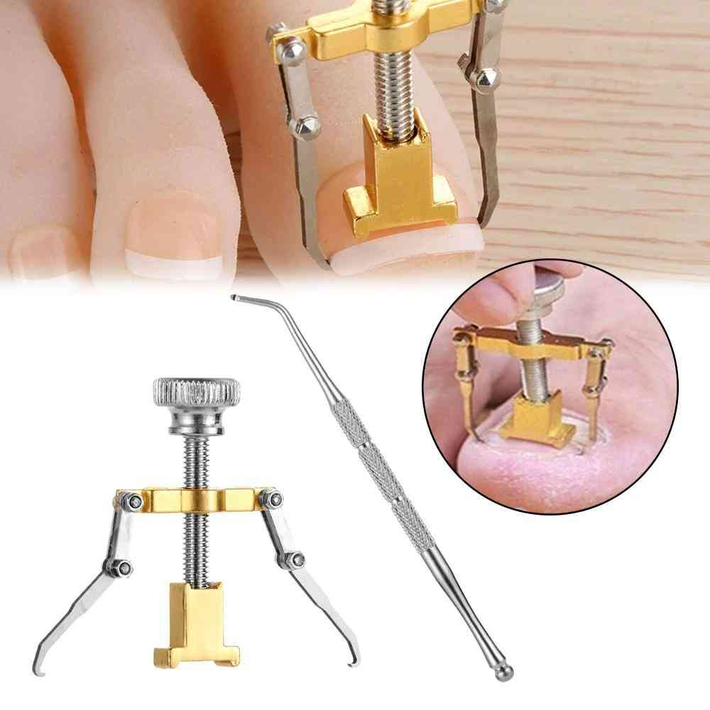 Elastic Nail Care Clip