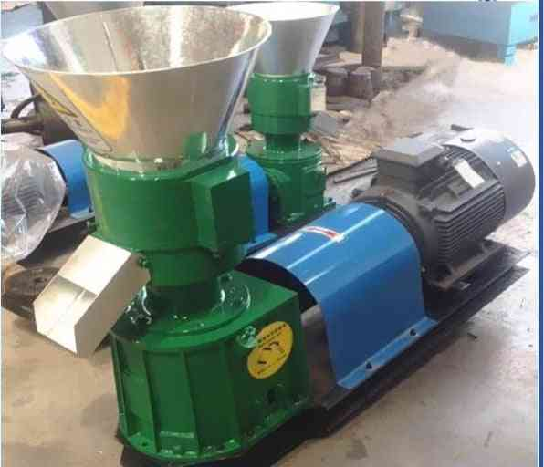 Poultry Feed Pellet Mill Machine (capacity Power Weeight)