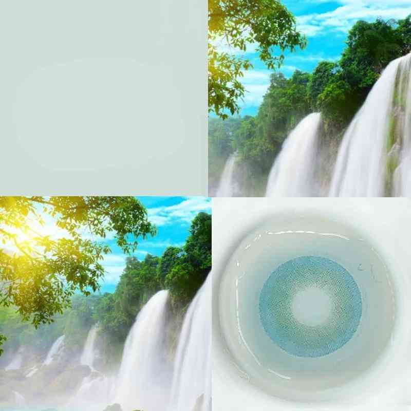 Eyeshare Aurora Europe Colored Contact Lens, Eye Color