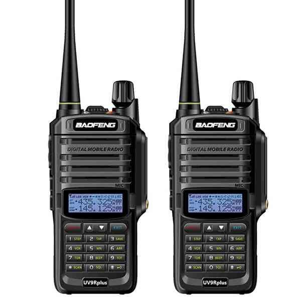 Waterproof Uv-9r Plus 10w Wireless Cb Radio Walkie Talkie