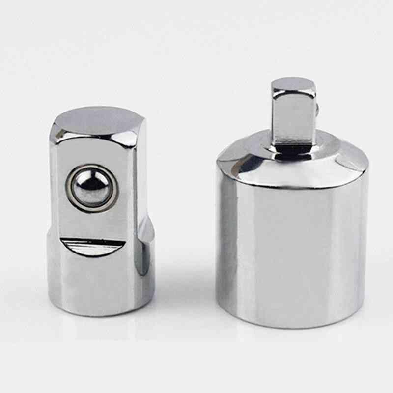 Cr-v Steel Socket Ratchet Converter Adapter Reducer 1/2