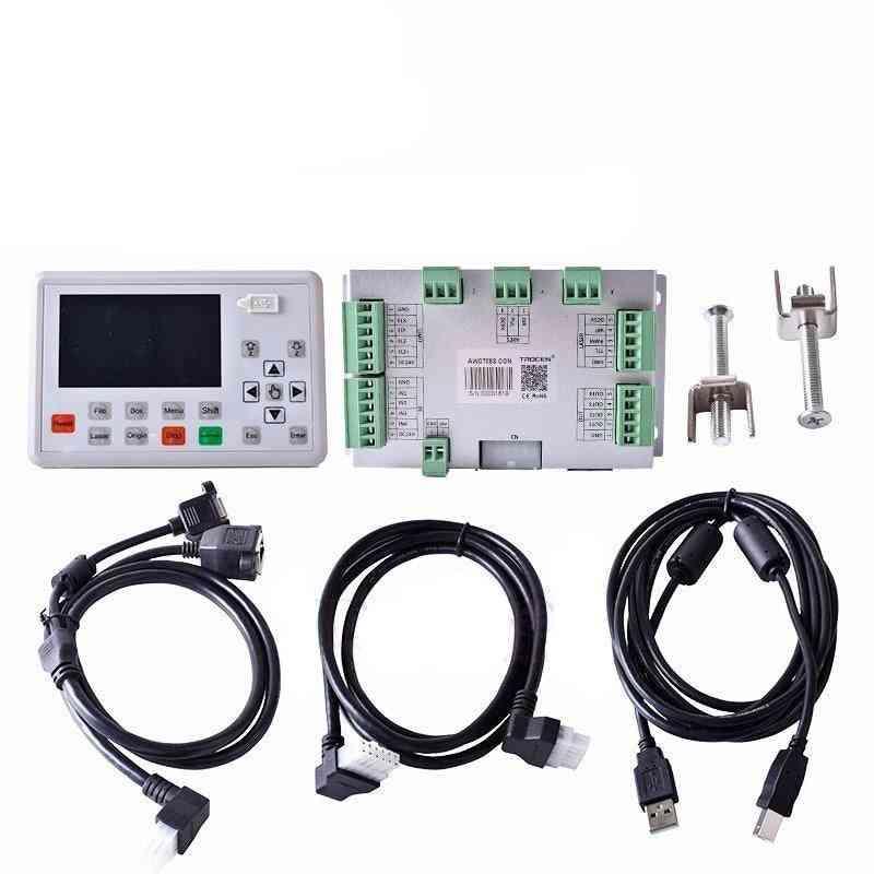 Trocen Awc708s Replace Ruida Board Cnc Control System For Cutting Equipment Machine