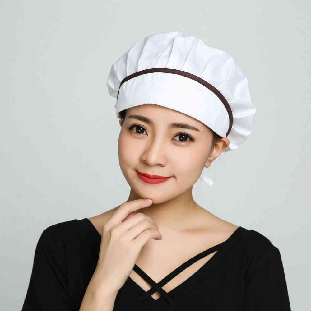 Chef  Kitchen Baker Cafe Bar Restaurant Hotel Bakery Chef Uniform Waiter Work Hat