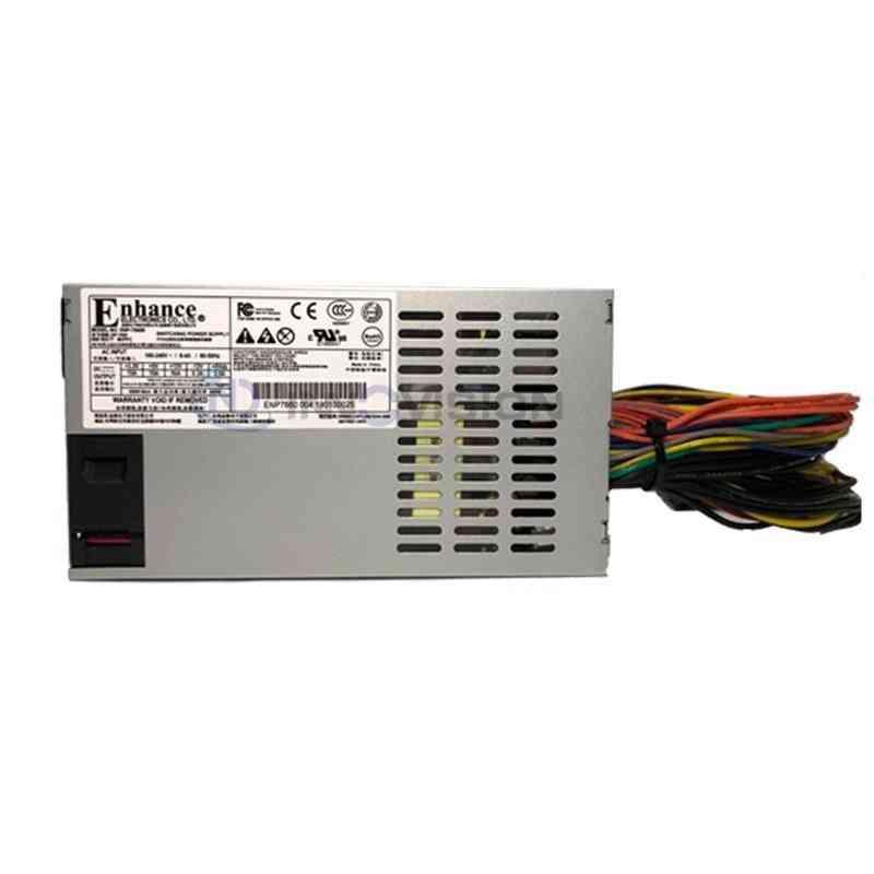 New Enhance Enp 1u Mini Flex 600w Psu 80plus Platinum Power Connector