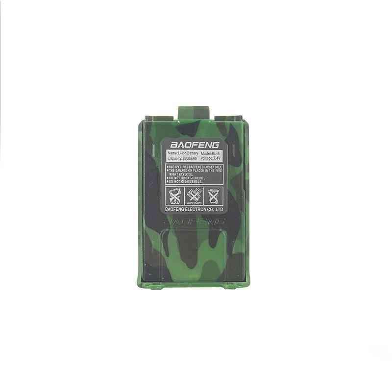 Baofeng Uv-5r Bl-5 1800mah 3800mah Battery For Uv-5r Uv-5ra Bf-f8hp Plus Compatible
