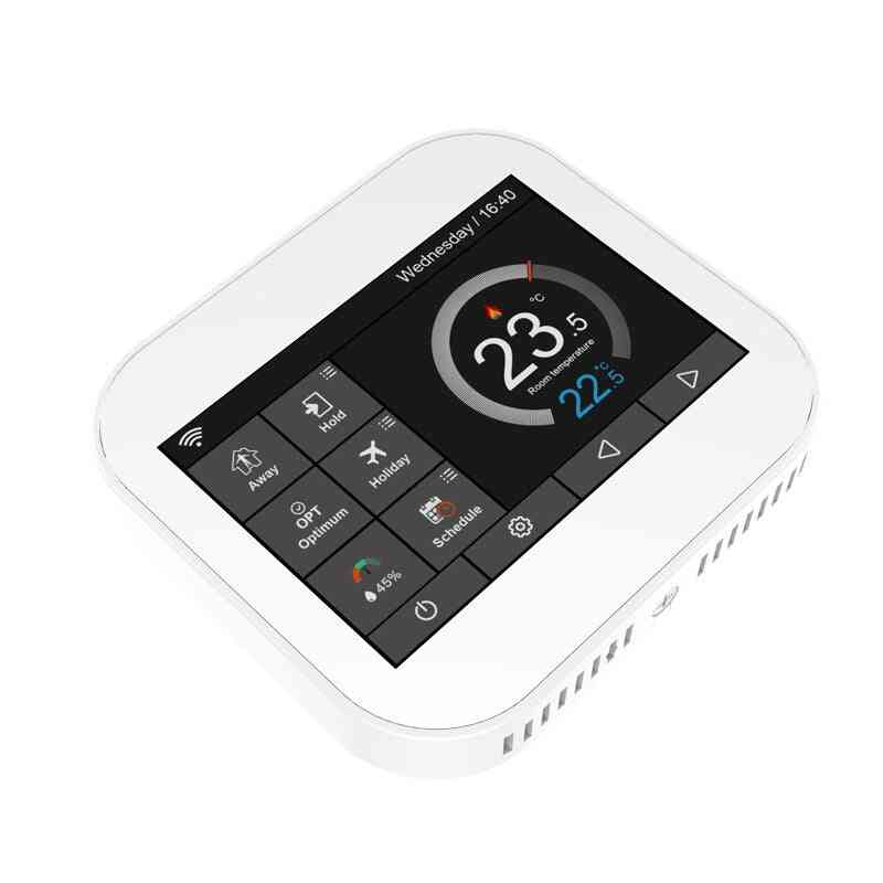 Wifi Smart Touch Thermostat Temperature Controller