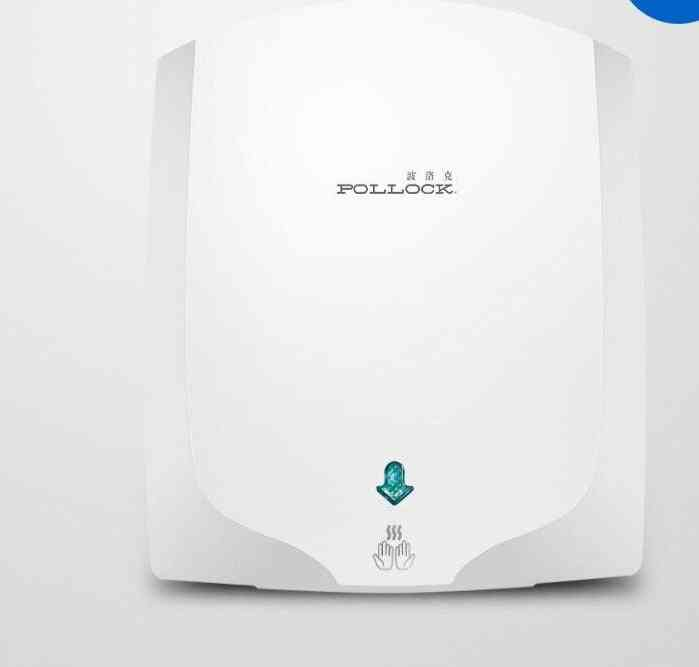 Fully Automatic Induction Intelligent Hand Dryer Hot And Cold Air