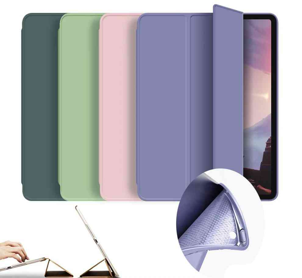 Soft Silicone Back Case For Ipad
