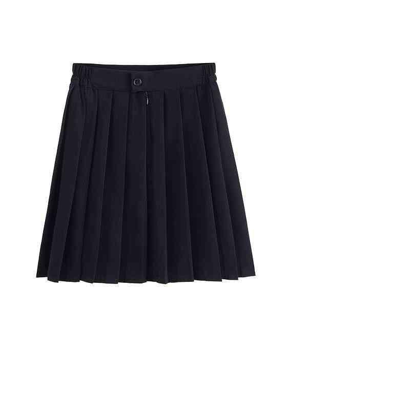 Elastic Waist Japanese Student School Uniform Jk Suit Dress