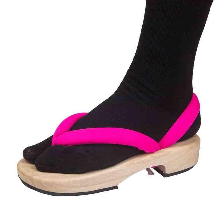 Anime Demon Slayer Cosplay Flip Flop Shoes