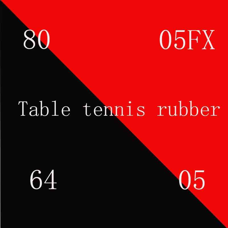 Sponge Table Tennis Rubber