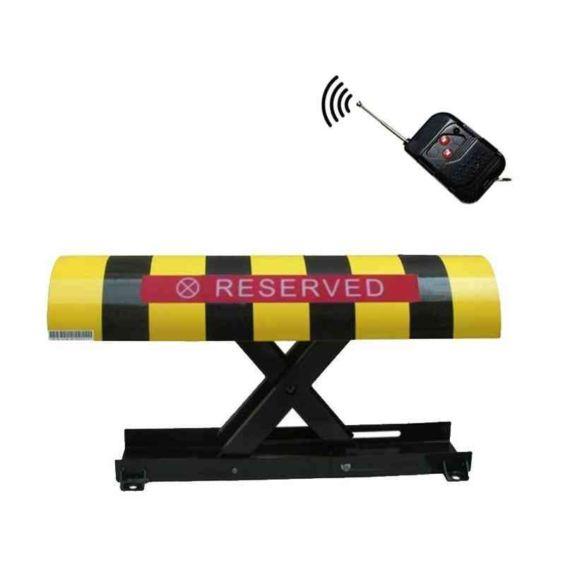 X-type Remote Control Telescopic Automatic Parking Space Barrier