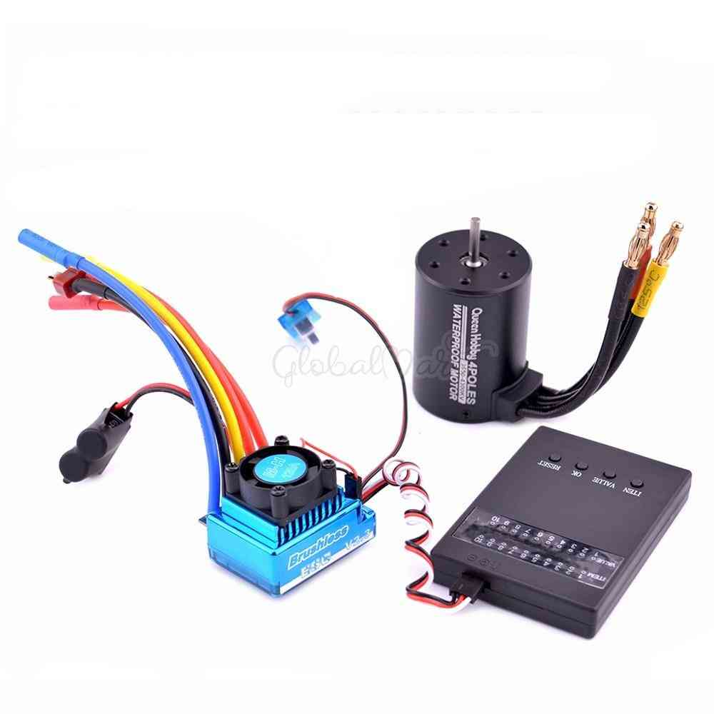 Brushless Esc Electric Speed Controller
