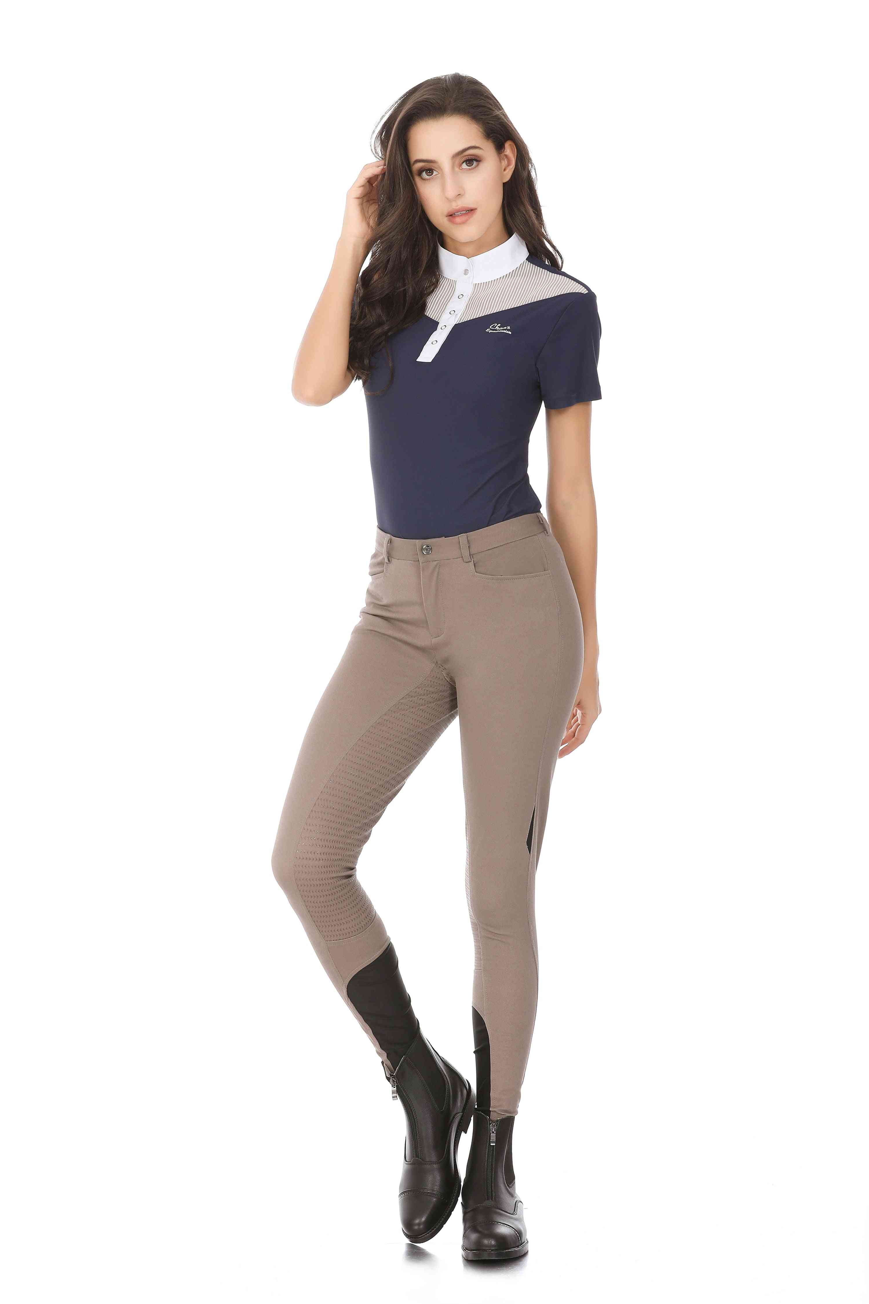 Silicone Horse Riding Pants