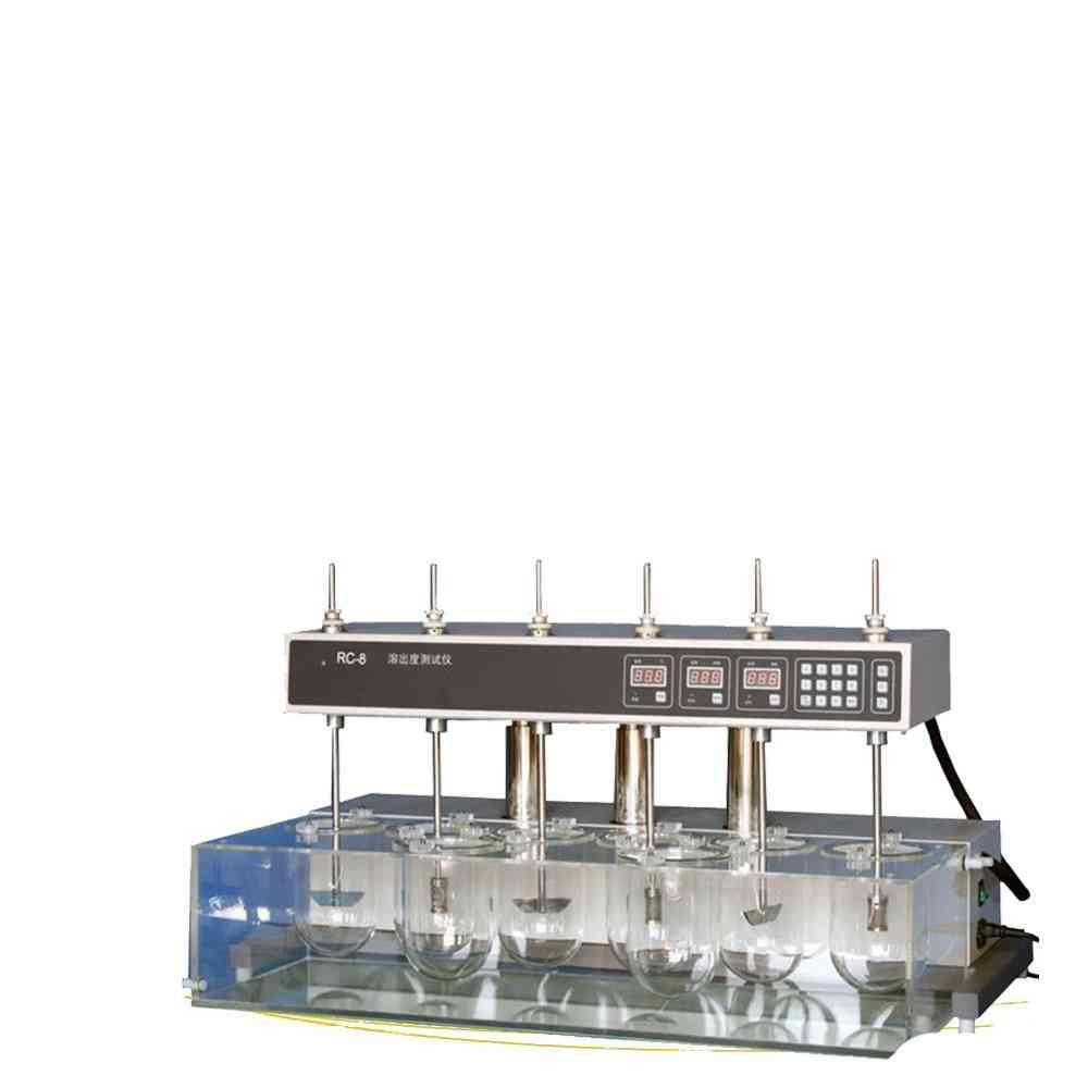 Detecting Pharmacy Dissolution From Tablet Capsule Laboratory Dissolution Tester