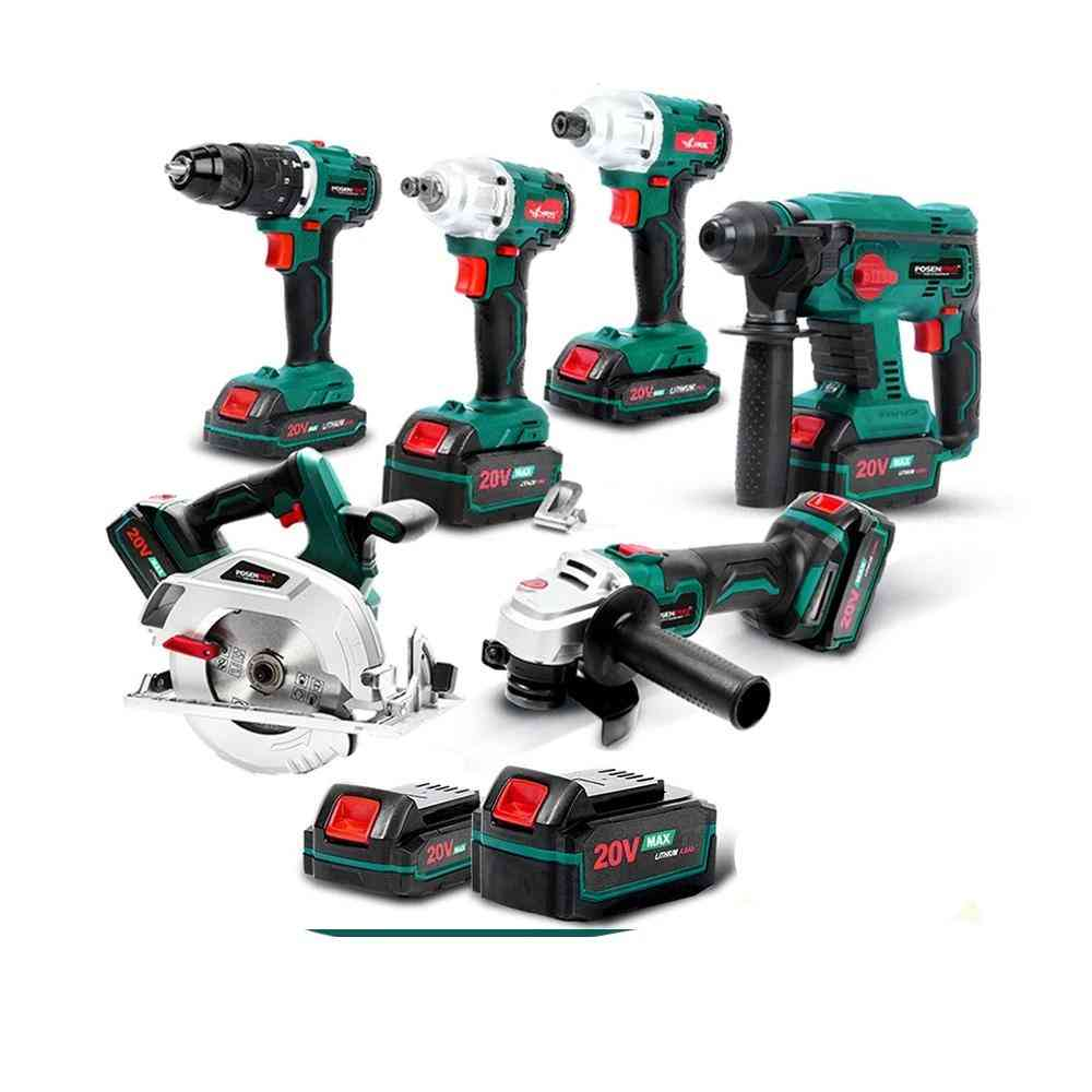 Electric Brushless Angle Grinder Cordless