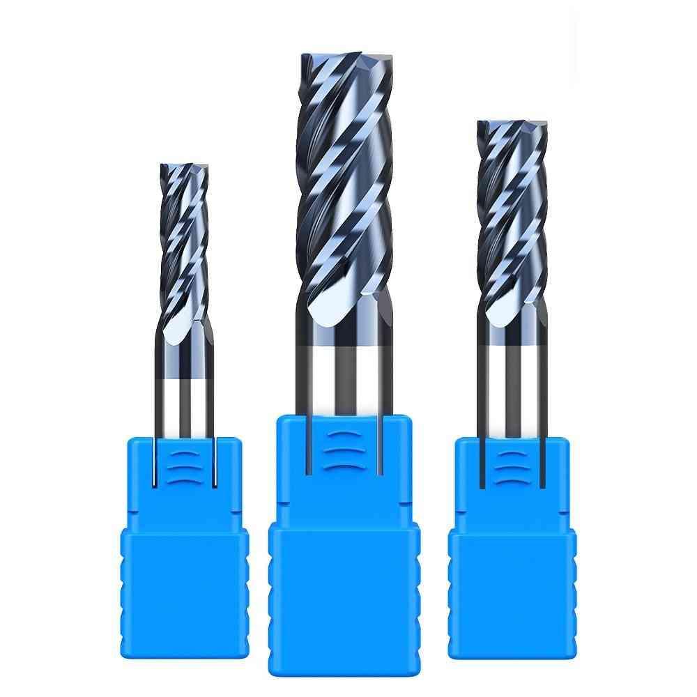 Carbide Alloy Tungsten Steel Milling Cutter Cnc Machine