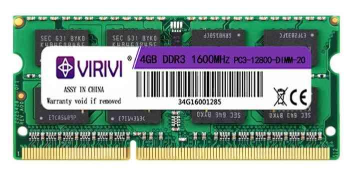 Notebook Ram 204pin Laptop Memory