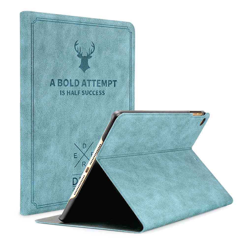 Magnetic Stand Leather Case Mini