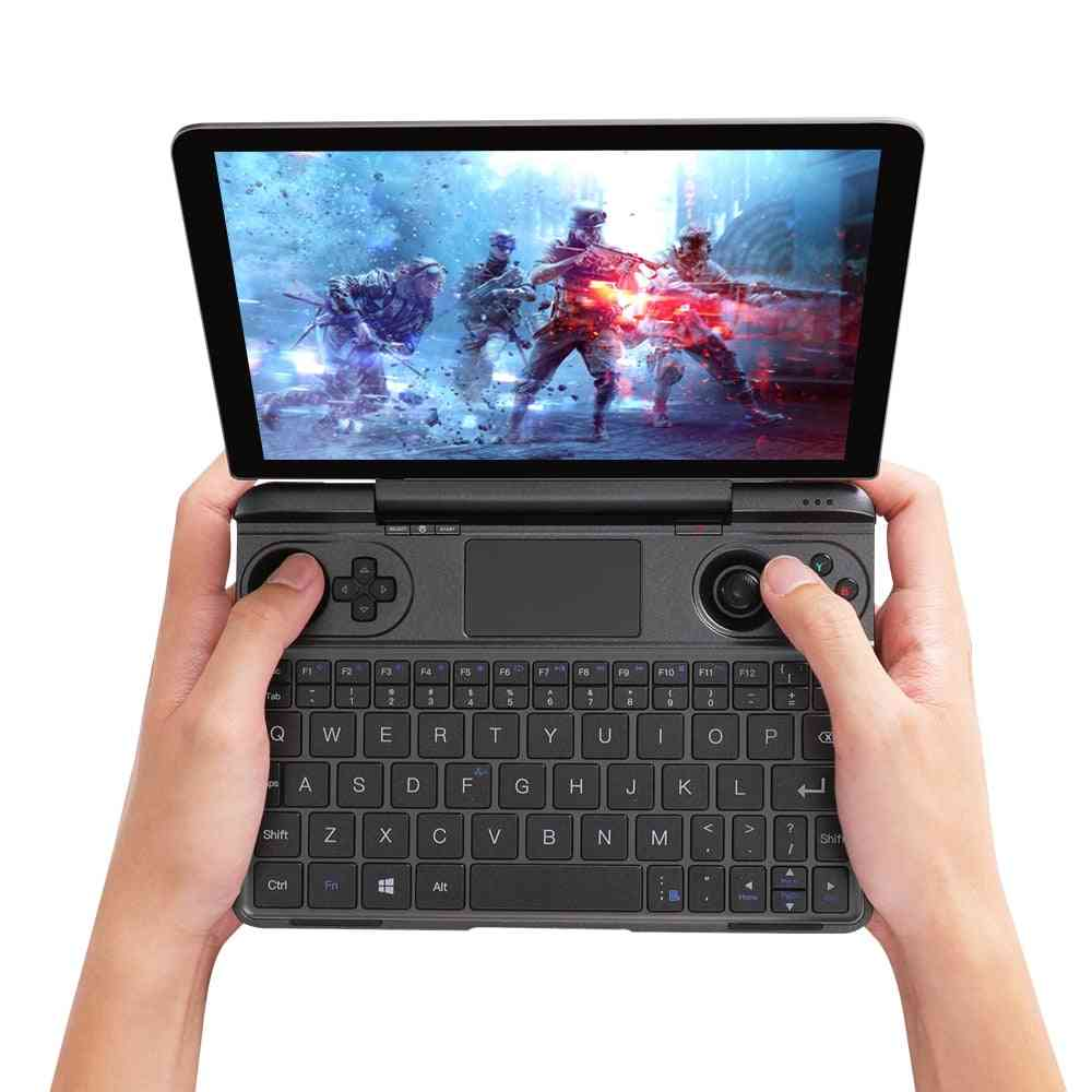 Mini Gaming Laptop 8 Inch Touch Screen Cpu I5 16gb Rom 512gb 15000mah Battery Small Pc Notebook