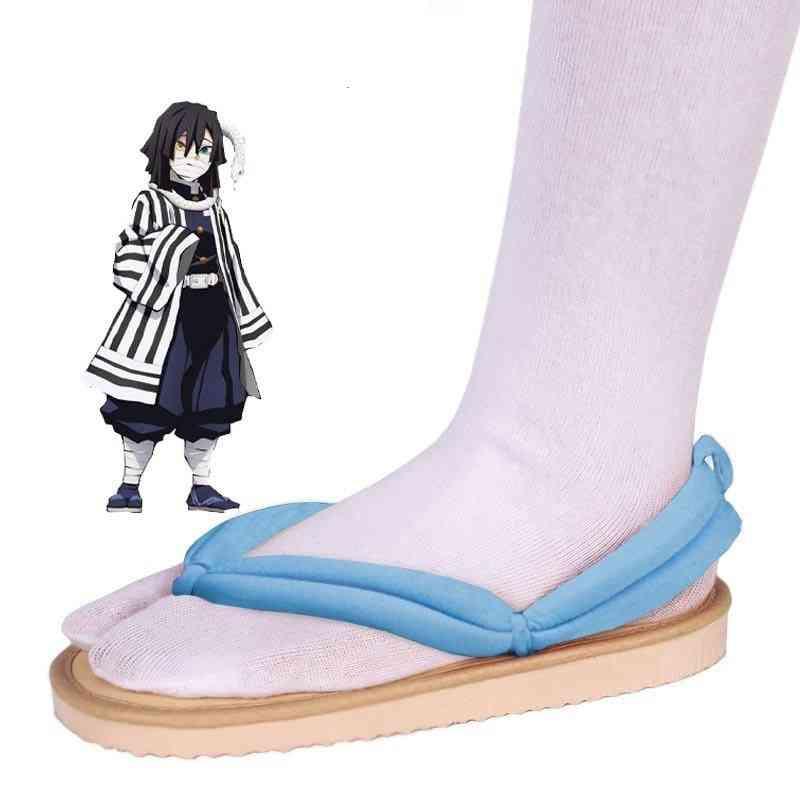 Demon Slayer Flip Flop Cosplay Sandal