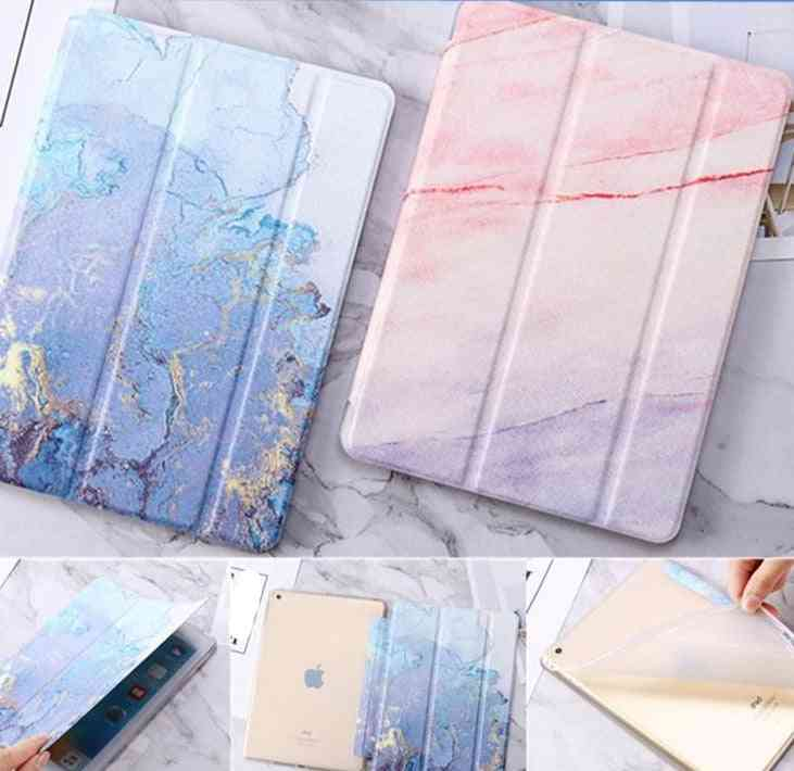 Ipad 10.2 7th 8th Case Marble Tablet Cover For Ipad