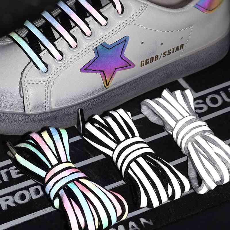 Shoelaces Laser Sequin