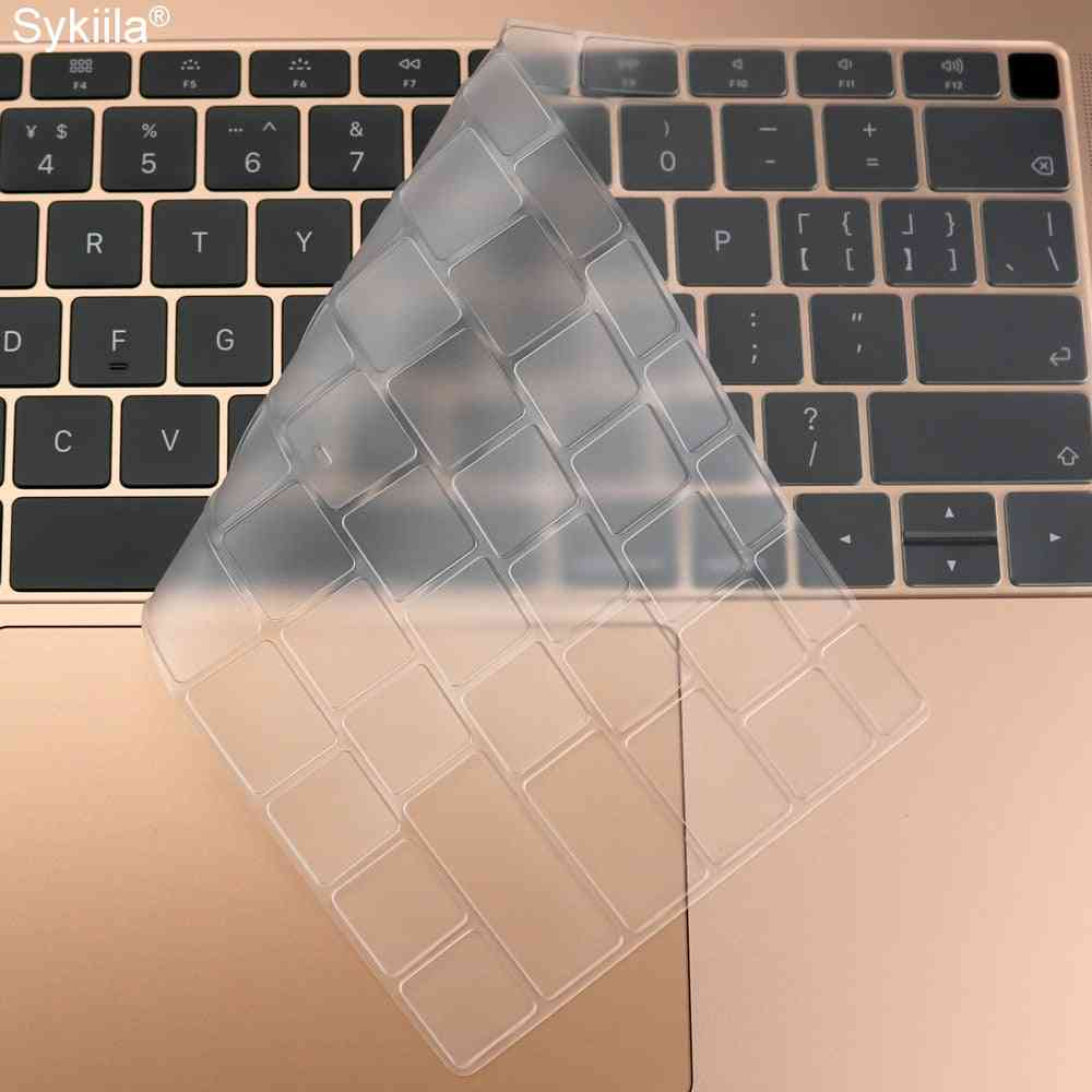 Keyboard Cover For Macbook Pro 13 15 16 Touch 12 Retina