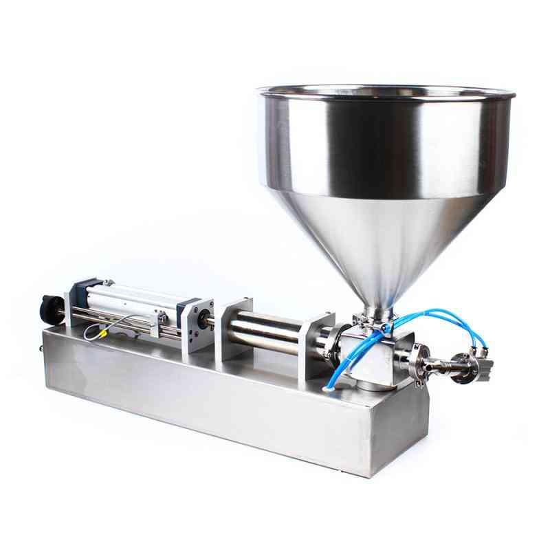 Paste Liquid Filling Machine