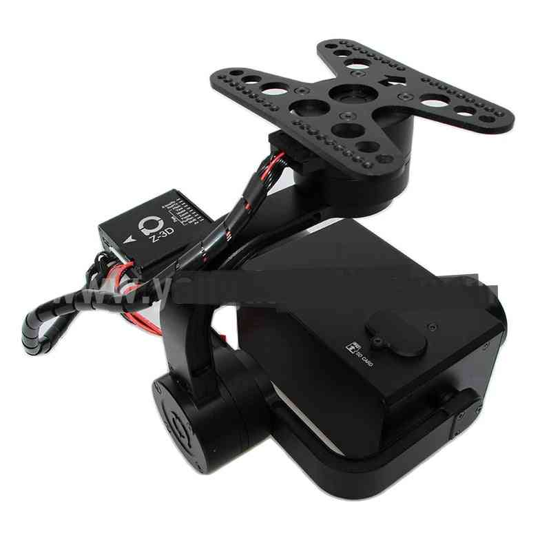 Zoom Camera For Drone Eo/ir Dual Sensor 10x Night Vision With Tracking Geotagging Surveillance Search