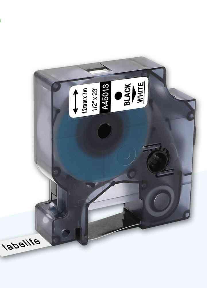 Multicolor Compatible Label Tape, Labelmanager, Maker