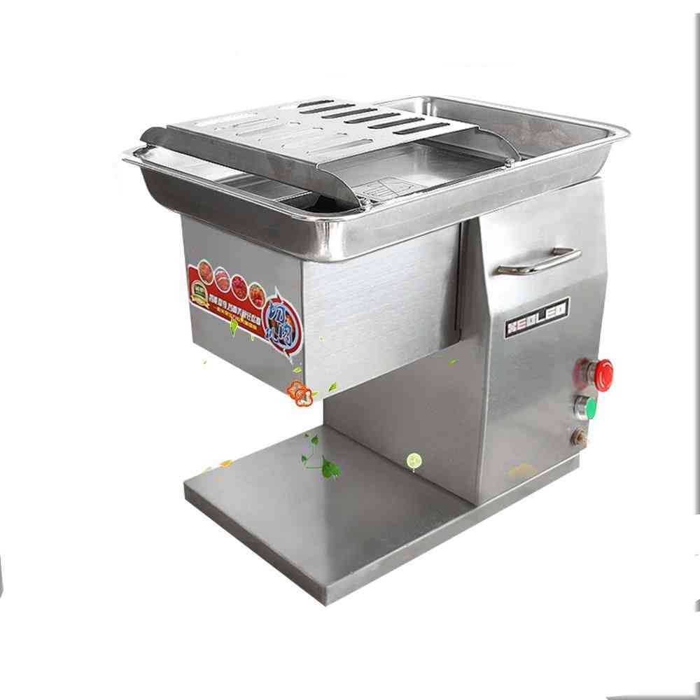 Electric Meat Cutter Stainless Steel