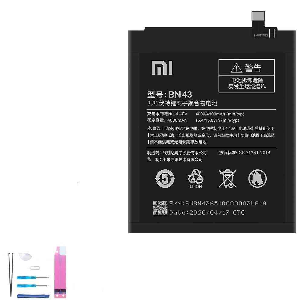 Replacement Battery Bn43 Bn40 Bn41 Bm47