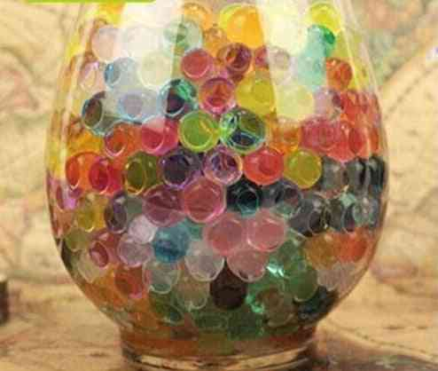 Pearl Shaped Crystal Soil Water Beads