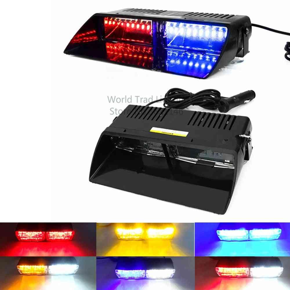 S2viper Warning 16 Leds High Power 48w 18 Flashing Mode Home Strobe Light