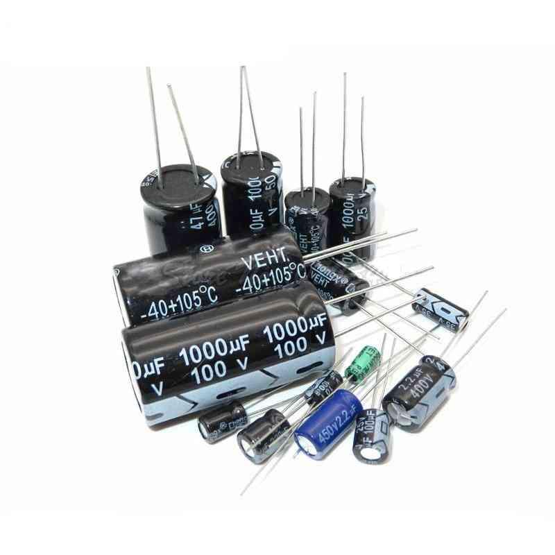 35v-470uf, Aluminum Electrolytic Capacitor